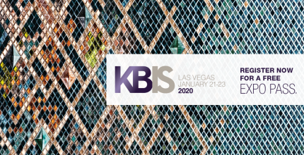 Join us at the 2020 KBIS Expo - Register today for a FREE Expo Pass!